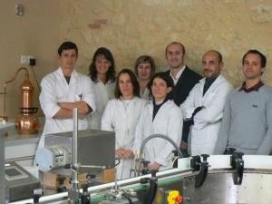 L'équipe du Labo